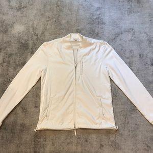 White club Monaco jacket sweater